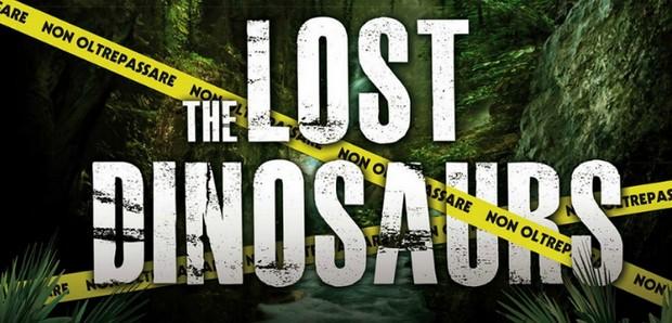 The Lost Dinosauros biglietto per il cinema omaggio!