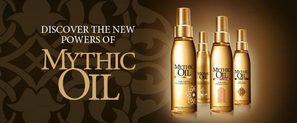 Campione omaggio L'Oreal Mythic Oil