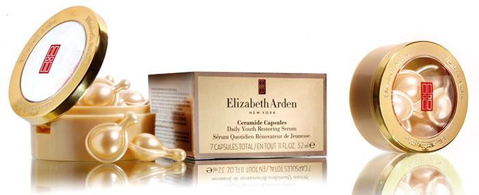Campioni omaggio Ceramide Capsules Elizabeth Arden