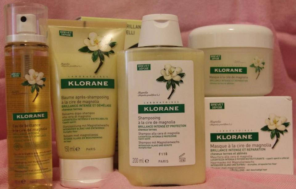 Campione omaggio shampoo Klorane