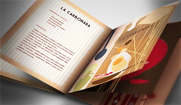 Realizza il tuo libro di ricette gratuitamente!