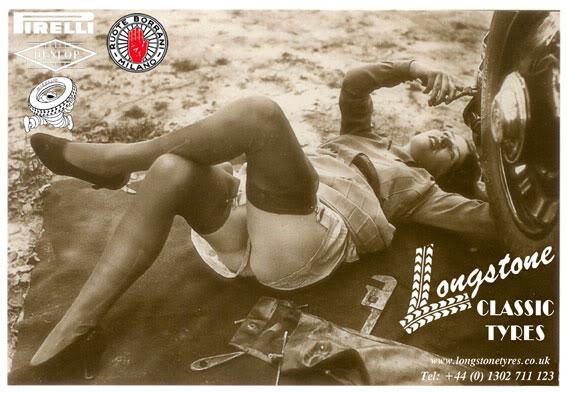 Poster omaggio da Longstone Tires