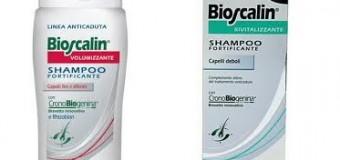 Mia Farmacia: campioncino omaggio Bioscalin Shampoo