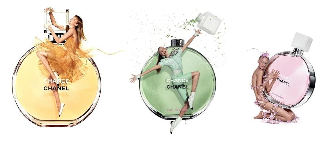 Campioncino gratuito profumo Chance di Chanel