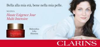 Campione omaggio Clarins Multi-intensive Jour Haute Exigence