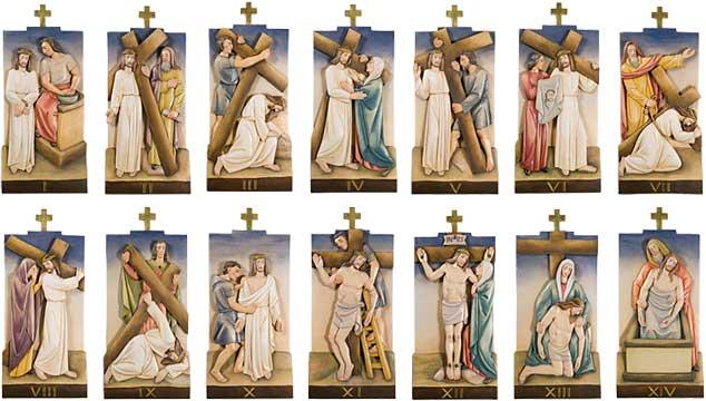 Via Crucis in regalo
