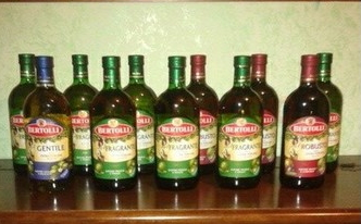 Buono sconto olio extravergine Bertolli