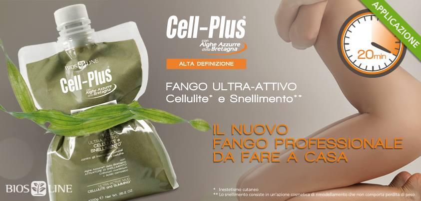 Campione omaggio anticellulite Cell-Plus