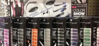 Diventa tester adesivi per unghie Maybelline