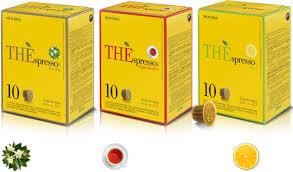 3 capsule gratis Thespresso caffe Vergnano