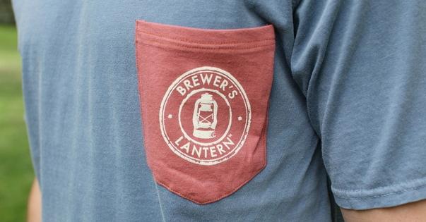 Adesivo omaggio Brewer's Lantern