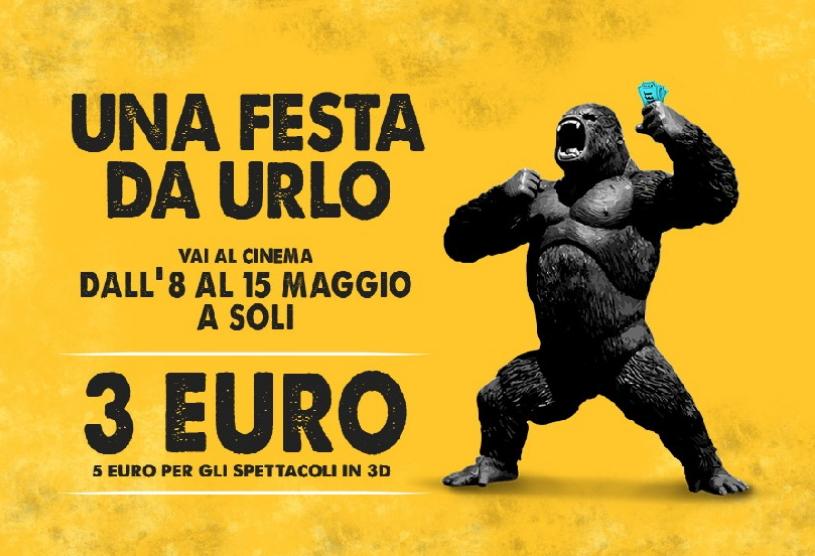 Festa del Cinema dall'8 al 15 maggio 2014
