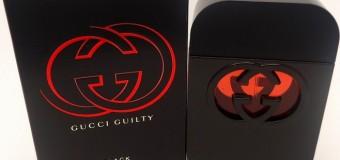 Campioncino omaggio profumo Gucci Guilty Black