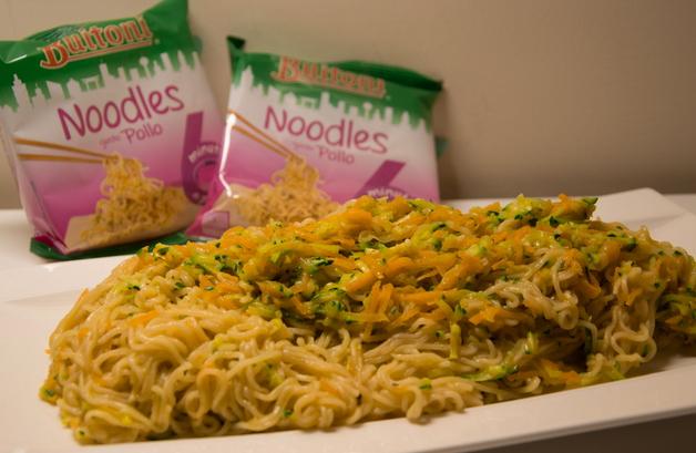 Campione omaggio Noodles Buitoni