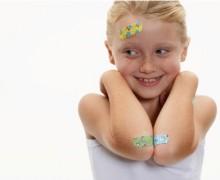 Diventa tester cerotti per bambini Vlady