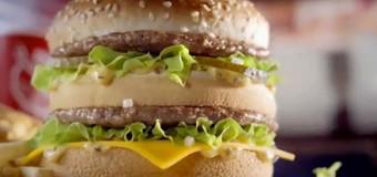 Buono sconto 30% McDonalds Gran Big Mac