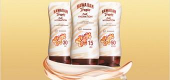 Campione gratuito solare Hawaiian Tropic