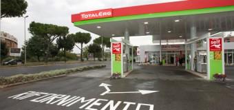 10 euro in buoni sconto carburante Vodafone TotalErg