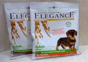 campione omaggio cibo cani elegance campionigratis.info