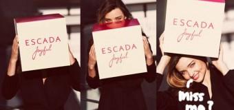 Campione omaggio profumo Escada Joyful
