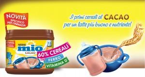nestle mio cacao campione omaggio campionigratis.info