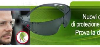 Campione omaggio occhiali prottetivi 3M