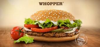 Burger King rinnova l'offerta dei suoi 18 buoni sconto