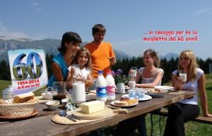 lattebrusche maglietta omaggio campionigratis.info