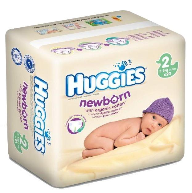 Pannolino omaggio Huggies Newborn