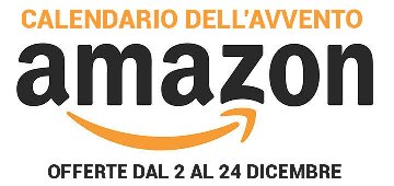 Calendario dell'Avvento di Amazon