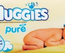 Prova gratis le salviette Huggies neonati