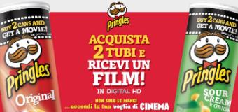 Vinci un film con Pringles Movie Night