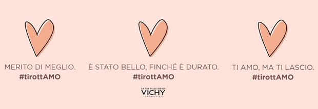 Rottama il tuo fondotinta per Vichy