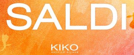 Kiko: sconti fino al 50%