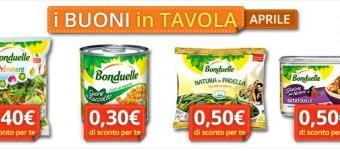 Nuovi coupon Bonduelle
