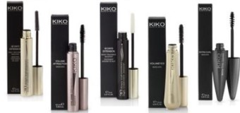 Sconti fino al 50% sui mascara Kiko