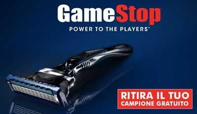 Gillette: ritira l'omaggio da GameStop