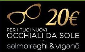 Testanera regala 20 euro per gli occhiali da sole