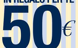 Conbipel: richiedi la tessera e ottieni 50 euro