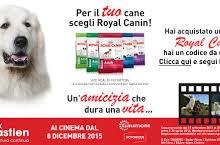 Al cinema con Royal Canin
