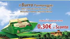 Buoni sconto Parmareggio: stampali così