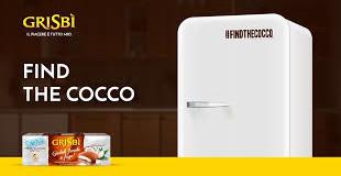 Find the Cocco: il nuovo instant win di Grisbì