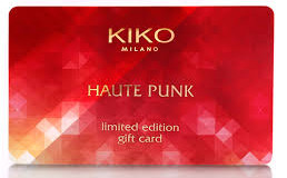 Acquista gift card Kiko: buono da 10 euro in regalo