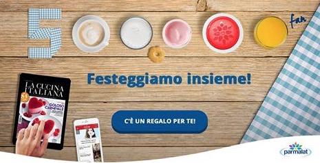 Parmalat regala un abbonamento a rivista digitale