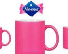 Nuvenia Pink Mug: regalo sicuro!
