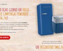 Concorso Santal: come vincere frigorifero Smeg