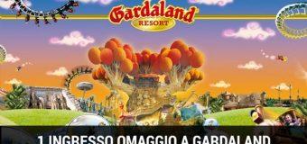 Biglietti omaggio Gardaland? Oggi puoi averli: ecco come