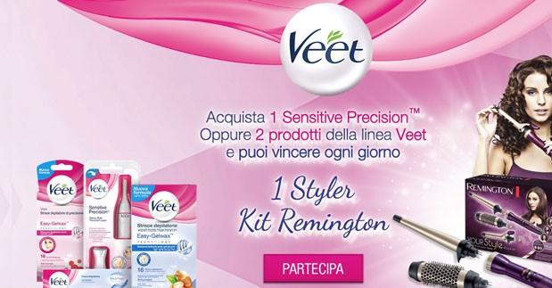 Nuovo concorso Veet 2018: scopri subito come vincere