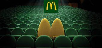 McDonald's regala ingresso al cinema: ecco come ottenerlo!