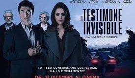 """Biglietti del cinema gratis per """"Il testimone invisibile"""""""